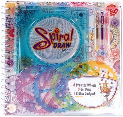 Spiral Draw Book by Doug Stillinger