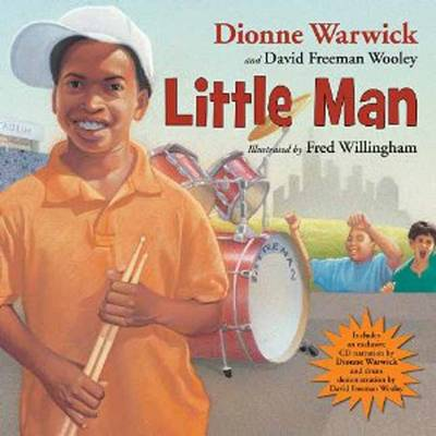 Little Man by Dionne Warwick, David Freeman Wooley