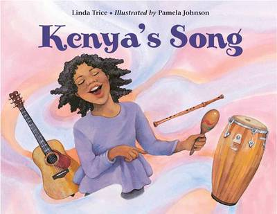 Kenya's Song by Linda Trice