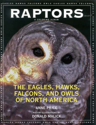 Raptors The Eagles, Hawks, Falcons and Owls of North America by Ann Price