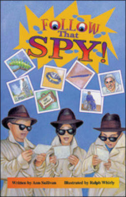 Follow That Spy! by