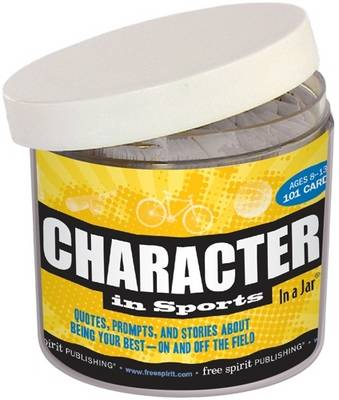 Character in Sports in a Jar by