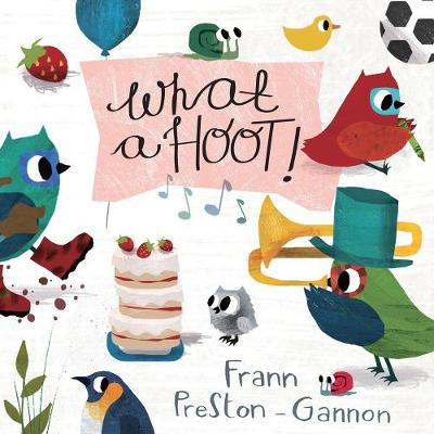 What A Hoot by Frann Preston-Gannon