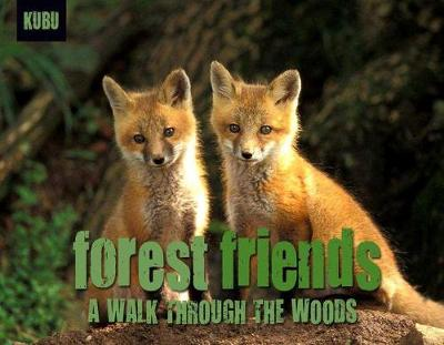 Forest Friends A Walk Through the Woods by June Eding