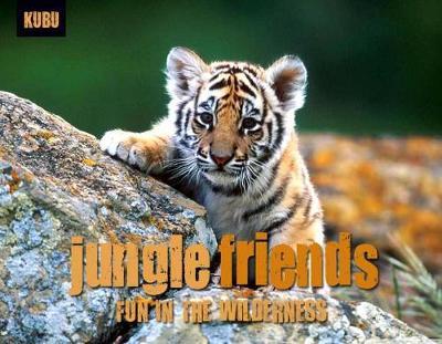 Jungle Friends by June Eding