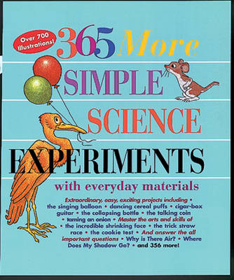 365 More Simple Science Experiments by Breckenridge
