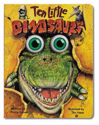 Ten Little Dinosaurs by Pattie Schnetzler