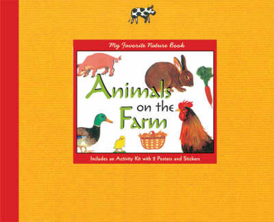 Animals on the Farm by Sonia Goldie