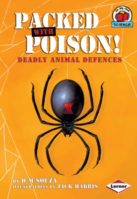 Packed with Poison by D.M. Souza
