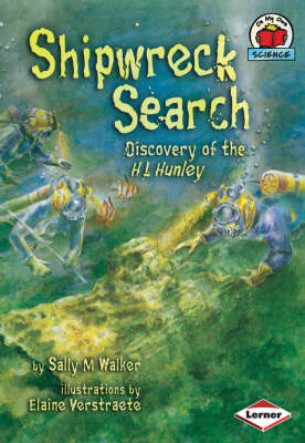 Shipwreck Search by Sally M. Walker