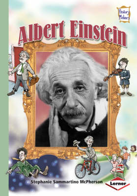 Albert Einstein by Stephanie Sammartino McPherson