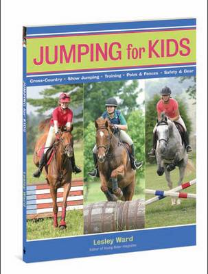 Jumping for Kids by Lesley Ward