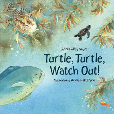 Turtle, Turtle, Watch Out! by April Pulley Sayre, Annie Paterson