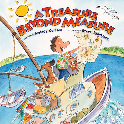 A Treasure Beyond Measure by Melody Carlson