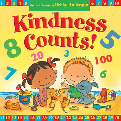 Kindness Counts! by Debby Anderson