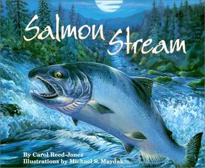 Salmon Stream by Carol Reed-Jones