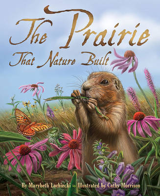 Prairie That Nature Built by Marybeth (Marybeth Lorbiecki) Lorbiecki