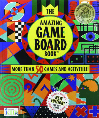 The Amazing Game Board Book by Shereen Gertel Rutman, I Kids