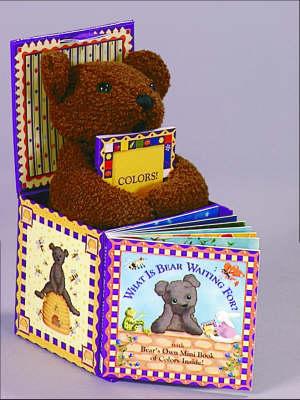 What is Bear Waiting For? by Jennifer Loya, Susanna Ronchi