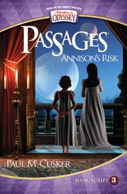 Annison's Risk by Paul McCusker