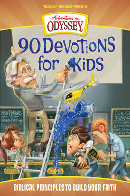 90 Devotions for Kids by Aio Team