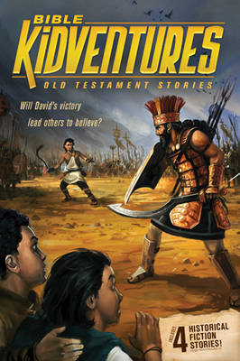 Bible Kidventures Old Testament Stories by