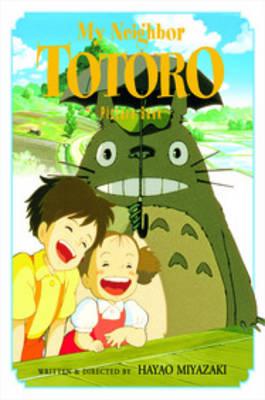 My Neighbor Totoro Picture Book by Hayao Miyazaki
