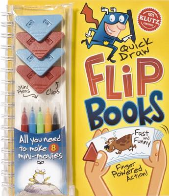 Quick Draw Flip Books by