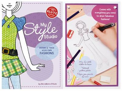 My Style Studio Design and Trace Your Own Fashions by