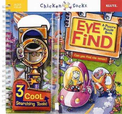 Eye Find: A Picture Puzzle Book by
