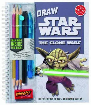 How to Draw Star Wars : The Clone Wars by