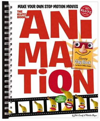 The Klutz Book of Animation by