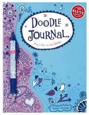Doodle Journal: My Life in Scribbles by