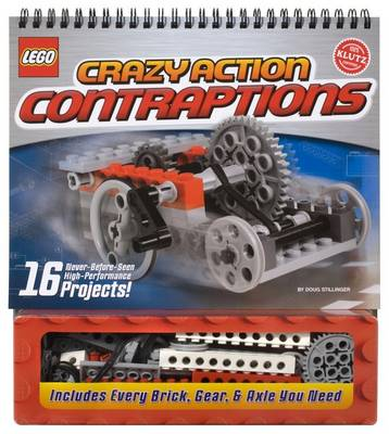 Lego Crazy Action Contraptions by
