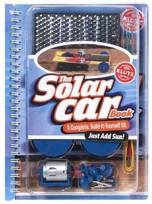 The Solar Car Book by