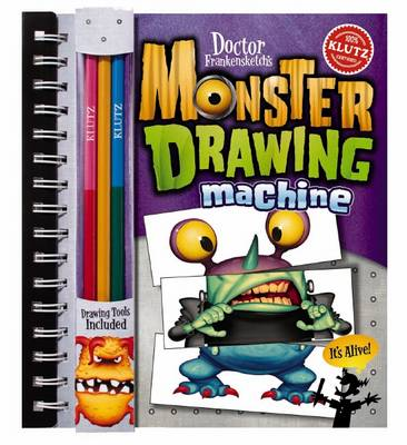 Doctor Frankenstein's Monster Drawing Machine by