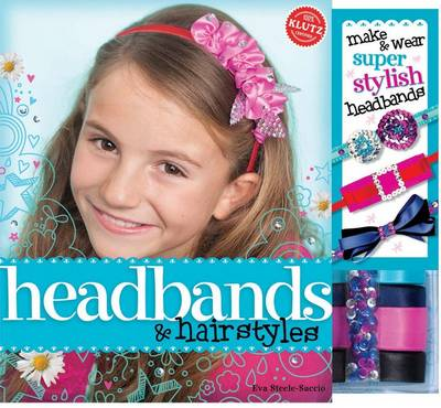 Headbands and Hairstyles by Eva Steele-Staccio
