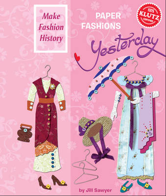 Paper Fashions Yesterday 6 Copy Pack by Jill Sawyer