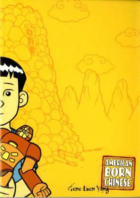 American Born Chinese by Gene Luen Yang, Lark Pien
