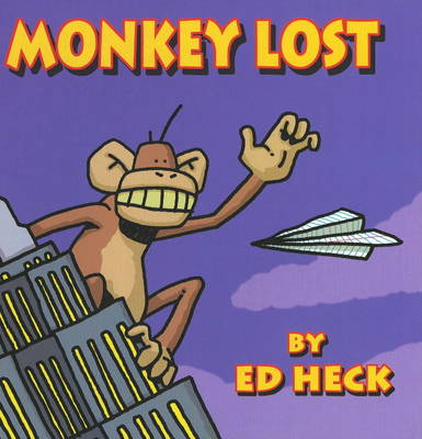 Monkey Lost by Ed Heck