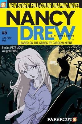 Nancy Drew Fake Heir by Stefan Petrucha, Sho Murase