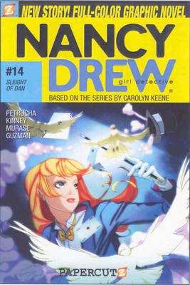Nancy Drew Sleight of Dan by Stefan Petrucha, Sarah Kinney