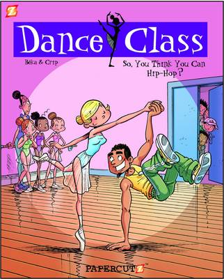 Dance Class 1 So You Think You Can Hip-hop? by Beka