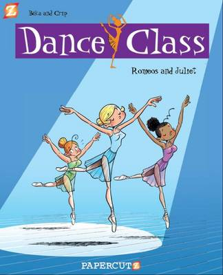 Dance Class Graphic Novels Romeo and Juliets by Beka