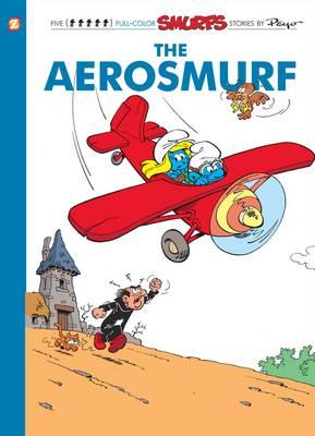 The Smurfs The Aerosmurf by Peyo