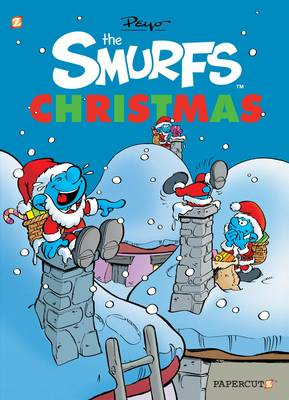 The Smurfs Christmas by Peyo