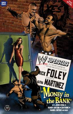 WWE Superstars Money in the Bank by Mick Foley