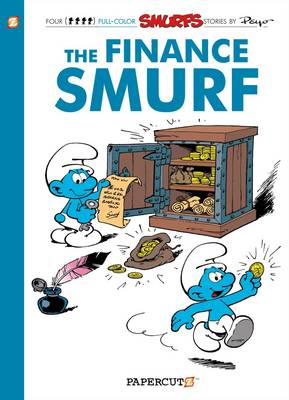 The Smurfs 18 the Finance Smurf by Peyo