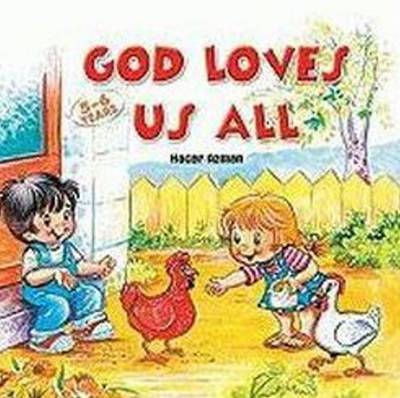 God Loves Us All by Hacer Azman