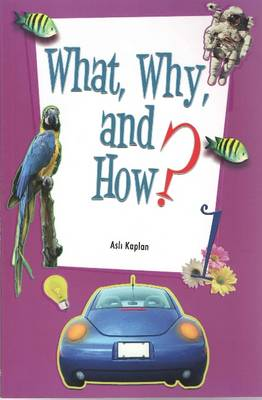 What, Why, and How 1 by Asli Kaplan